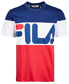 Fila Men's Vialli Colorblocked T-Shirt