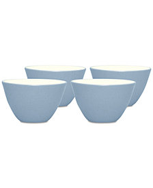 Noritake Dinnerware, Set of 4 Colorwave Mini Bowls