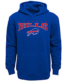Outerstuff Buffalo Bills Fleece Hoodie, Big Boys (8-20)