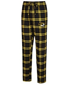 Men's Missouri Tigers Homestretch Flannel Pajama Pants