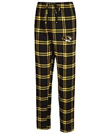 Concepts Sport Men's Missouri Tigers Homestretch Flannel Pajama Pants