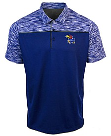 Men's Kansas Jayhawks Final Play Polo