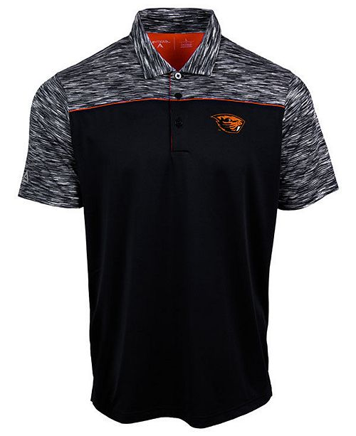 Antigua Men's Oregon State Beavers Final Play Polo