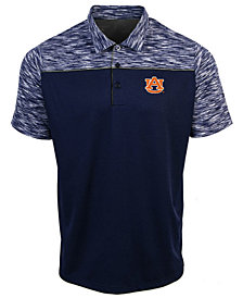 Antigua Men's Auburn Tigers Final Play Polo