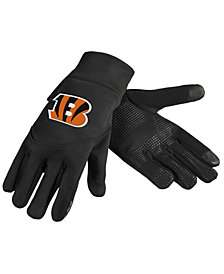 Forever Collectibles Cincinnati Bengals Neoprene Texting Gloves