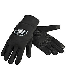 Forever Collectibles Philadelphia Eagles Neoprene Texting Gloves