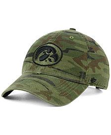 '47 Brand Iowa Hawkeyes Regiment CLEAN UP Strapback Cap