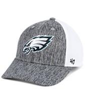 536ee4ef274  47 Brand Philadelphia Eagles Hazy Flex CONTENDER Stretch Fitted Cap