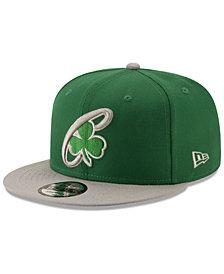 New Era Boston Celtics Light City Combo 9FIFTY Snapback Cap