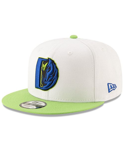 buy popular 2515c 14295 ... New Era Dallas Mavericks Light City Combo 9FIFTY Snapback Cap ...