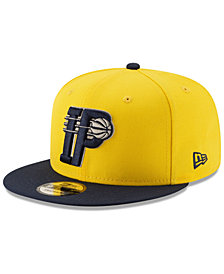 New Era Indiana Pacers Light City Combo 9FIFTY Snapback Cap