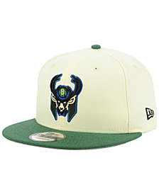 New Era Milwaukee Bucks Light City Combo 9FIFTY Snapback Cap