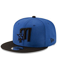 New Era Orlando Magic Light City Combo 9FIFTY Snapback Cap