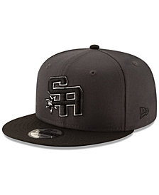 New Era San Antonio Spurs Light City Combo 9FIFTY Snapback Cap