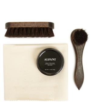 Alfani Shoe Accessories 4 Piece Pro Shoe Care Kit, Created for Macy's Men's Shoes