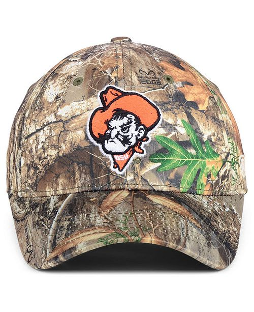 outlet store f0973 2309a ... new zealand top of the world oklahoma state cowboys berma camo flex  fitted cap sports fan