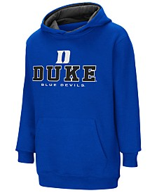 Colosseum Duke Blue Devils Pullover Hooded Sweatshirt, Big Boys (8-20)