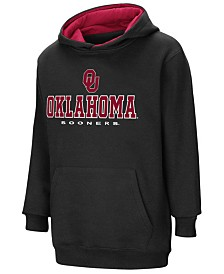 Colosseum Oklahoma Sooners Pullover Hooded Sweatshirt, Big Boys (8-20)