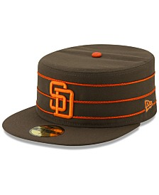 New Era San Diego Padres Pillbox 59FIFTY-FITTED Cap