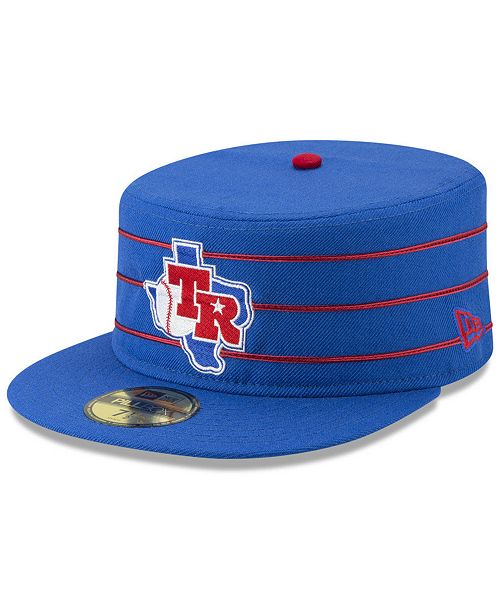 b9192f5ba87912 New Era Texas Rangers Pillbox 59FIFTY-FITTED Cap & Reviews ...