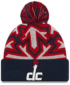 New Era Washington Wizards Glowflake Cuff Knit Hat