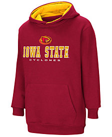 Colosseum Iowa State Cyclones Pullover Hooded Sweatshirt, Big Boys (8-20)