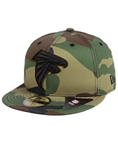 1abdef131 New Era Atlanta Falcons Woodland Prism Pack 59FIFTY-FITTED Cap