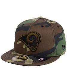 New Era Los Angeles Rams Woodland Prism Pack 59FIFTY-FITTED Cap
