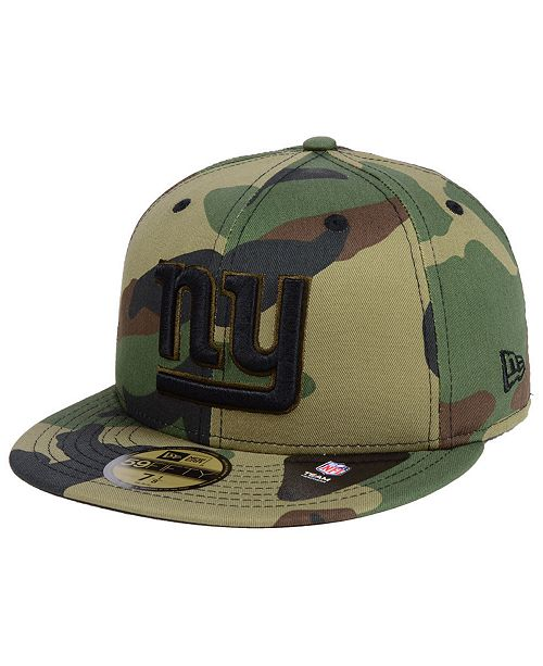 b9bef9121 New Era New York Giants Woodland Prism Pack 59FIFTY-FITTED Cap ...