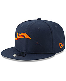 New Era Boys' Denver Broncos Logo Elements Collection 9FIFTY Snapback Cap