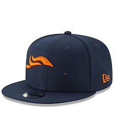 b1f1beb2 New Era Denver Broncos Historic Vintage 9FIFTY Snapback Cap ...