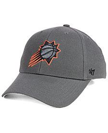 '47 Brand Phoenix Suns Charcoal Pop MVP Cap
