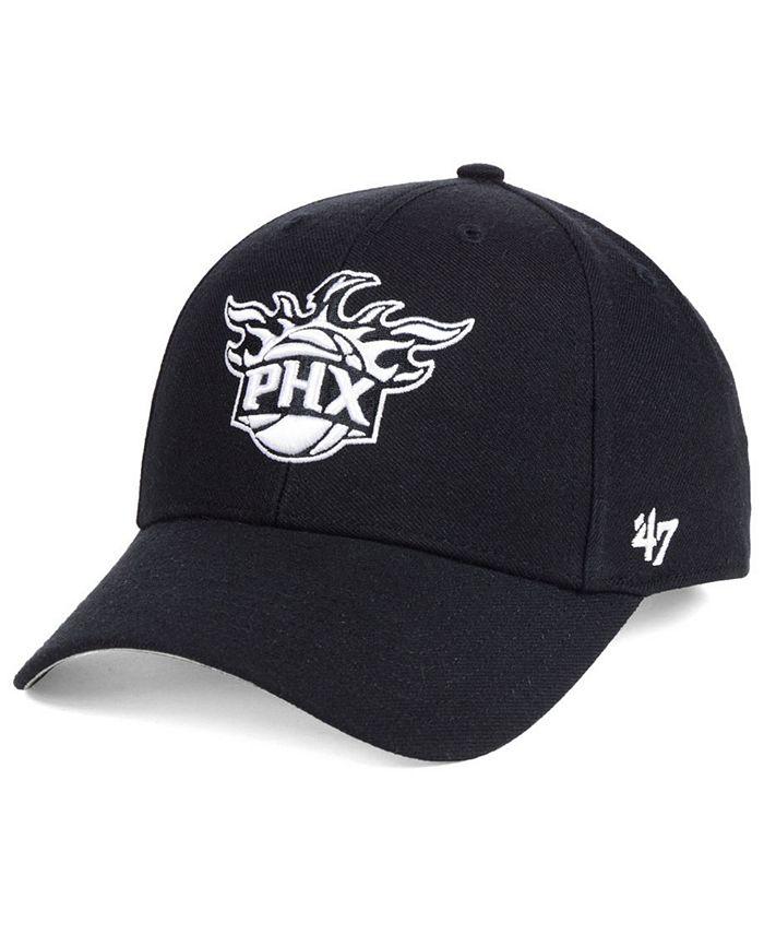 '47 Brand - Black White MVP Cap