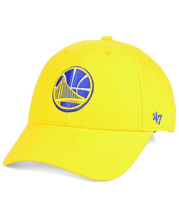 '47 Brand Golden State Warriors Team Color MVP Cap