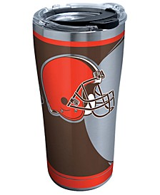 Cleveland Browns 20oz Rush Stainless Steel Tumbler