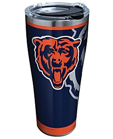 Chicago Bears 30oz Rush Stainless Steel Tumbler