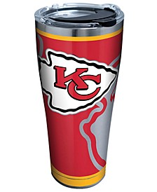 Kansas City Chiefs 30oz Rush Stainless Steel Tumbler
