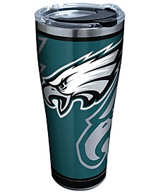 Philadelphia Eagles 30oz Rush Stainless Steel Tumbler