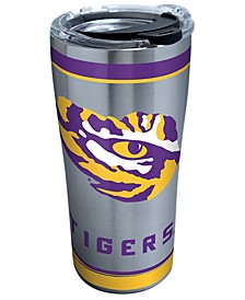 LSU Tigers 20oz Tradition Stainless Steel Tumbler