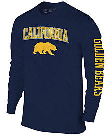 Colosseum Men's California Golden Bears Midsize Slogan Long Sleeve T-Shirt