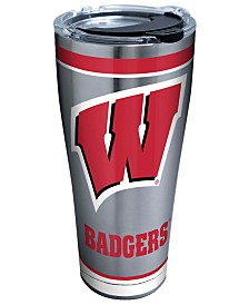 Tervis Tumbler Wisconsin Badgers 30oz Tradition Stainless Steel Tumbler