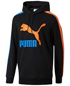 Puma Men's Classics Logo T7 Hoodie