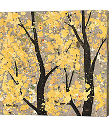 Autumn Theme by Helena Alves Canvas Art