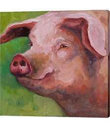 Wilbur by Sarah Webber Canvas Art