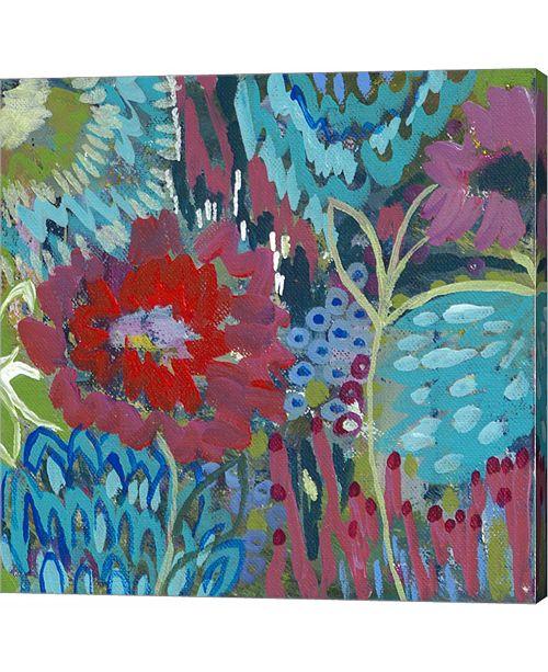Metaverse Shanti by Carrie Schmitt Canvas Art