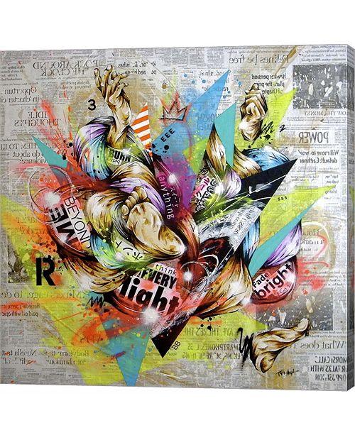 Metaverse Pleasant by Taka Sudo Canvas Art