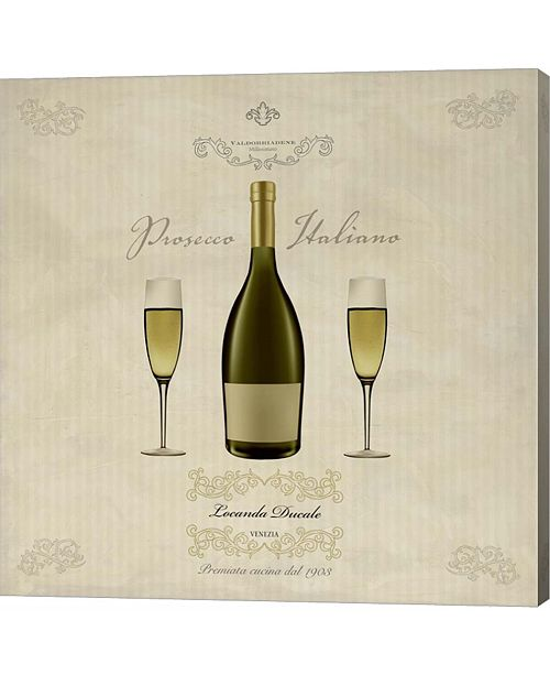 Metaverse Prosecco Italiano by Sandro Ferrari Canvas Art