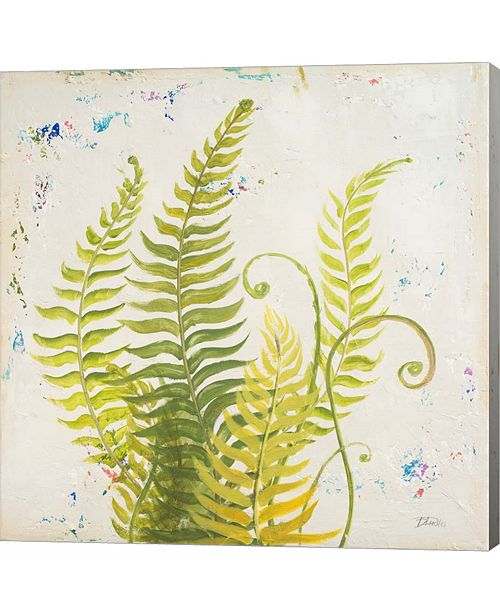 Metaverse Nice Ferns II by Patricia Pinto Canvas Art