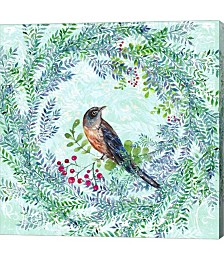 Blue Bird II by Irina Trzaskos Studio Canvas Art