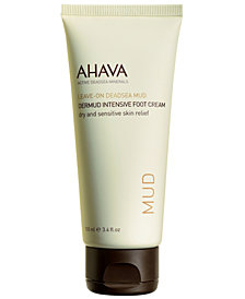 Ahava Dermud Intensive Foot Cream, 3.4 oz